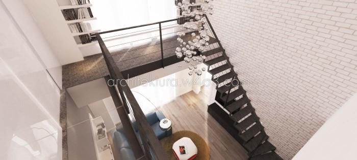wnętrza mieszkanie lubin 2