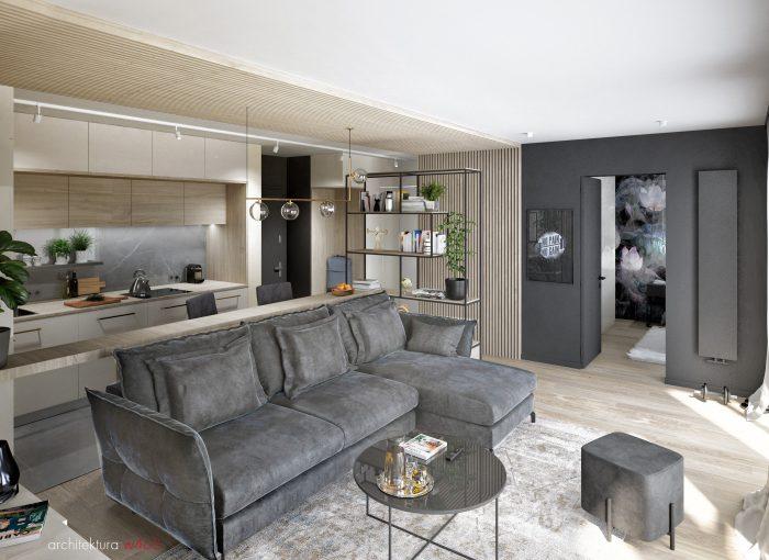 kuchnia-i-living-room-apartament-wroclaw